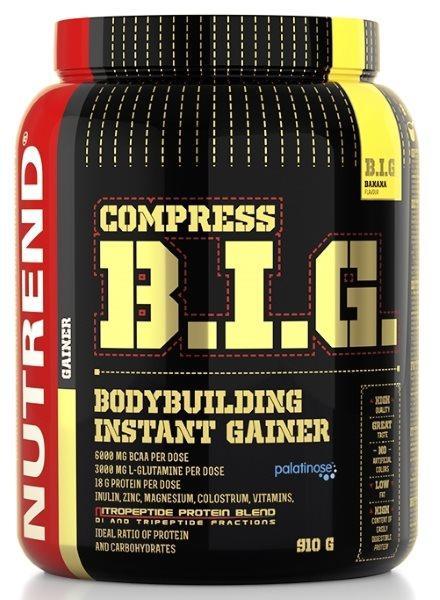 NUTREND Compress B.I.G. 910 g - banán