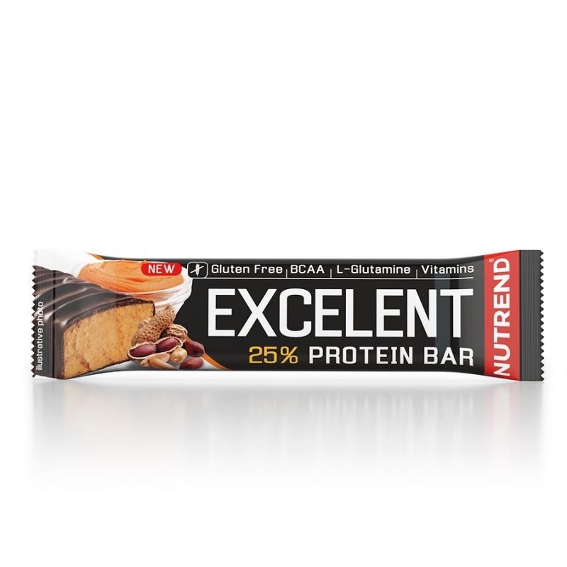 Nutrend Excelent Protein bar 85g - limetka s papájou