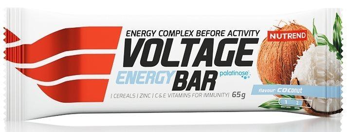 Nutrend Voltage Energy Bar 65 g - lesní plody