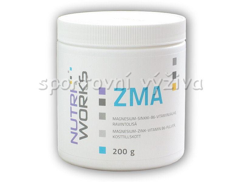 Nutri Works ZMA 200g