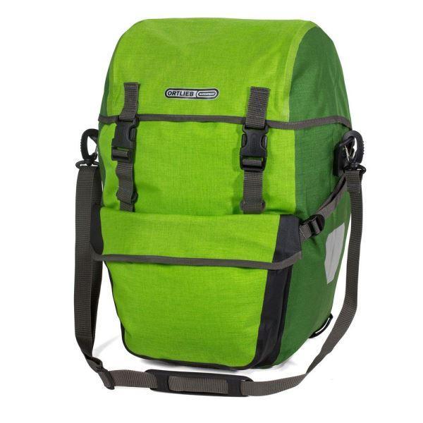 Ortlieb Bike-Packer plus vodotěsné zadní brašny - zelená