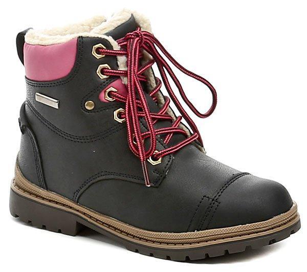 9e188fed687 Peddy PX-536-37-06 modré dětské zimní boty
