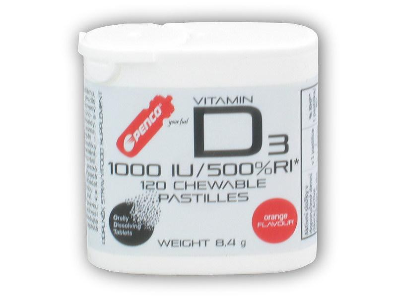Penco Vitamín D3 120 tablet