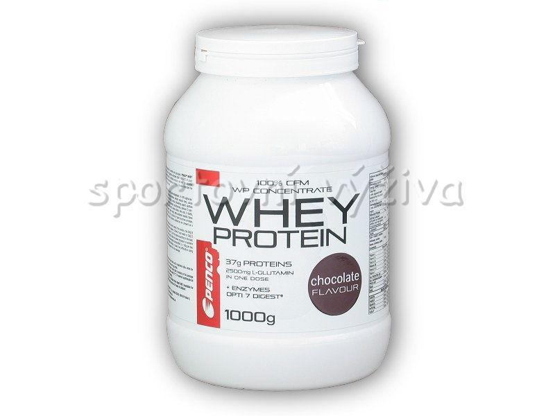 Penco Whey Protein 1000g - Jahoda