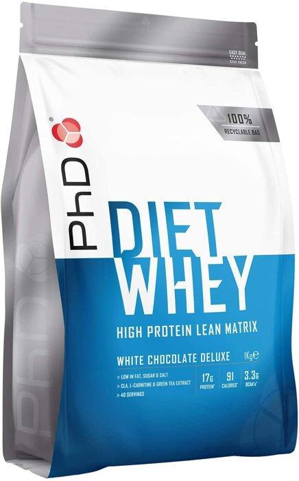PhD Nutrition Diet Whey 1000 g - vanilka