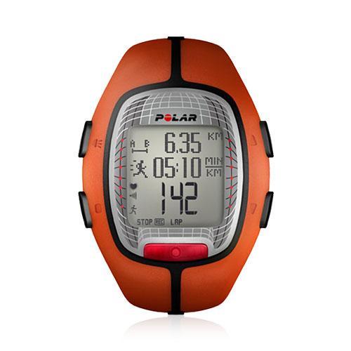 Polar RS300X GPS Oranžová (AKČNÍ CENA)