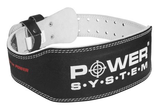 Power System Fitness opasek Power Basic - S