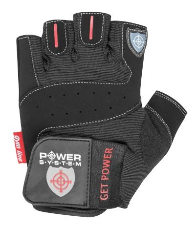 Power System fitness rukavice Get Power - XXL