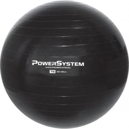 Power System Gymnastický míč 75 cm - modrá