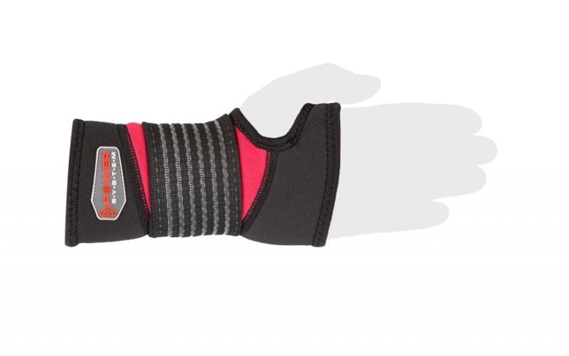 Power System NEO Wrist Support Neoprenová bandáž na zápěstí - L/XL
