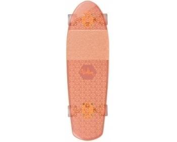 Volten Cruiser Neon Orange longboard