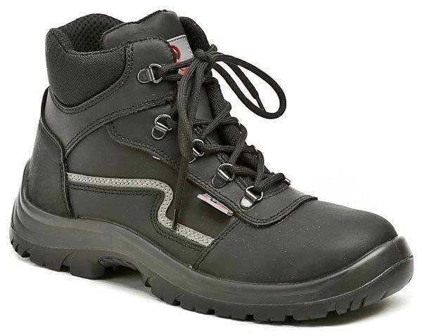 Prabos NYXX H20022 černá pánská pracovní obuv - EU 40