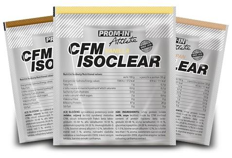 Prom-IN CFM IsoClear 30g - vanilka