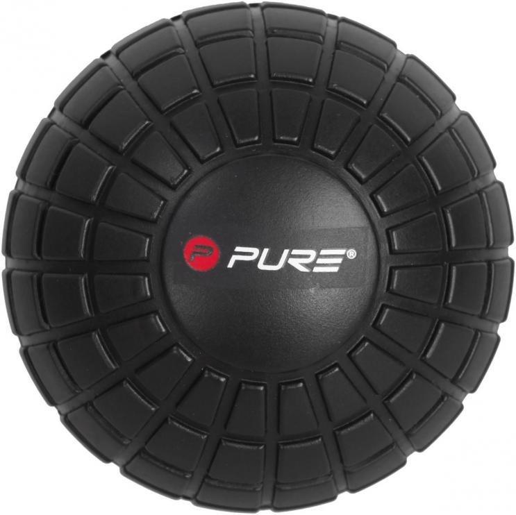 Pure2improve Masážní míč P2I Massage ball 12,8 cm