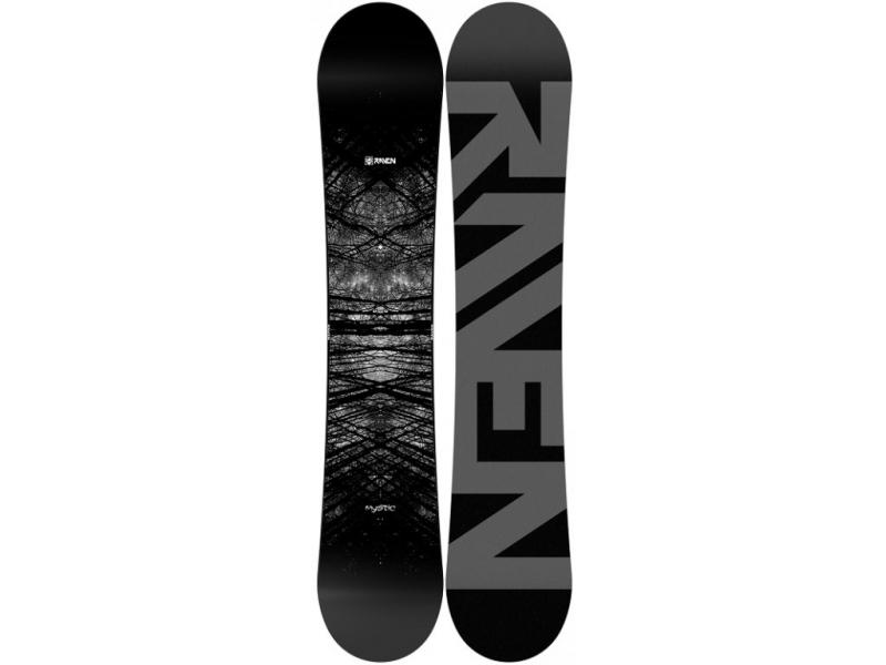 Raven Mystic snowboard + nářadí zdarma - 160 cm