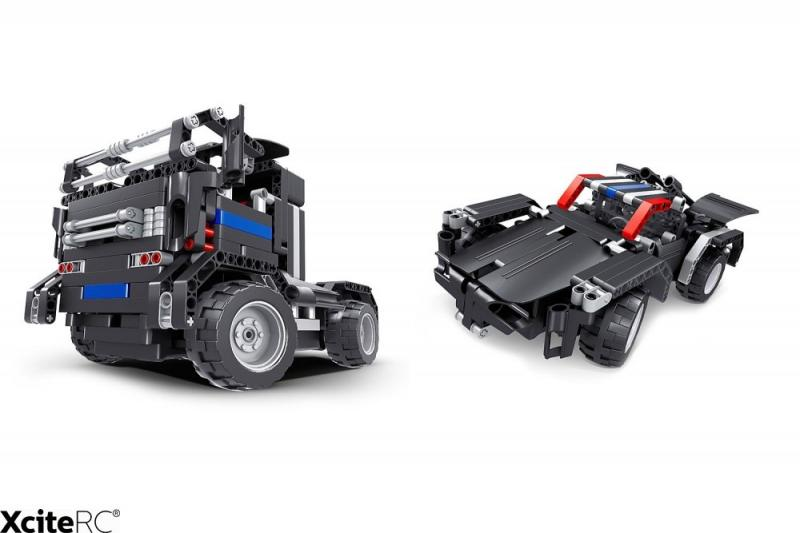 RC Kamion - Sporťák TEKNOTOYS ACTIVE BRICKS