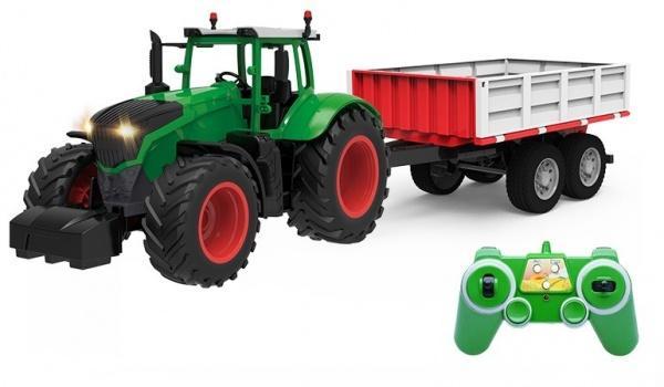 RCobchod RC Traktor se sklápěcím valníkem 1:16 2.4GHz