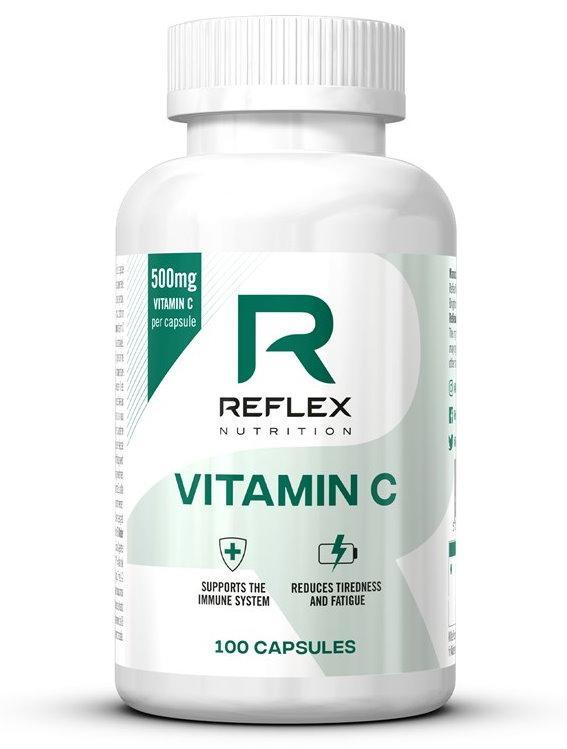 Reflex Vitamin C 500 mg 100 kapslí