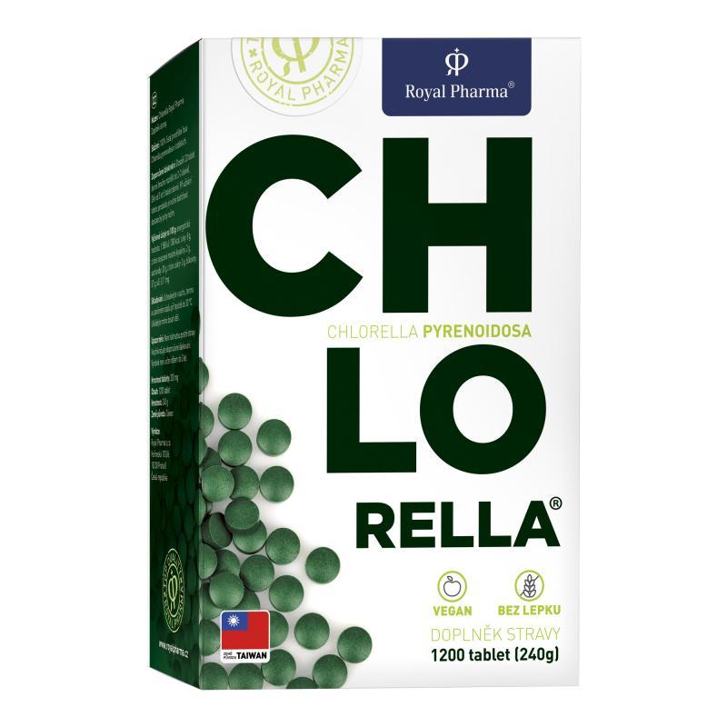 Royal Pharma Chlorella 1200 tablet