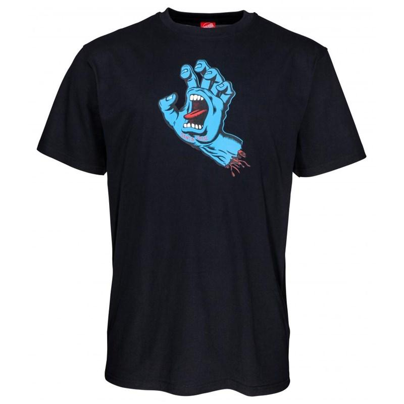 Santa Cruz Screaming Hand Black - L
