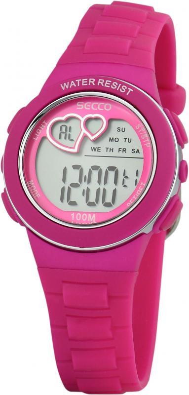 Secco S DKM-004 digitální hodinky  3730f77f83