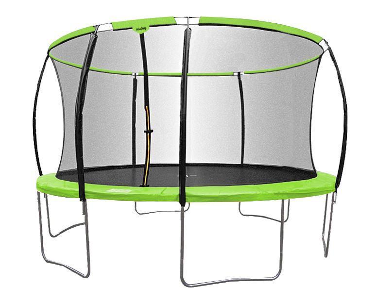 Sedco PREMIUM 366 cm zelená trampolína + síť