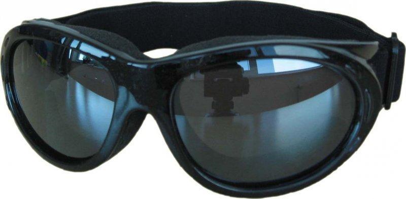 Sluneční lyžařské brýle s páskem - pro dospělé