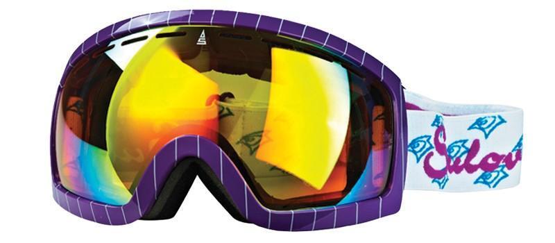 70a8ad110f6 Sulov Hornet fialové lyžařské brýle