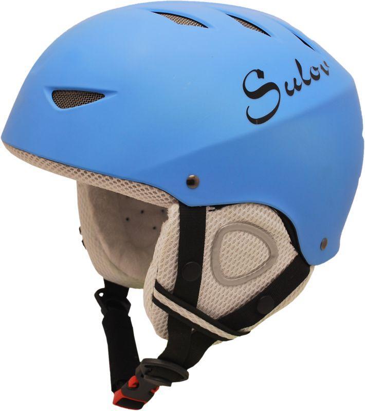 Sulov Air HS 207 modrá lyžařská helma - L 58-60 cm