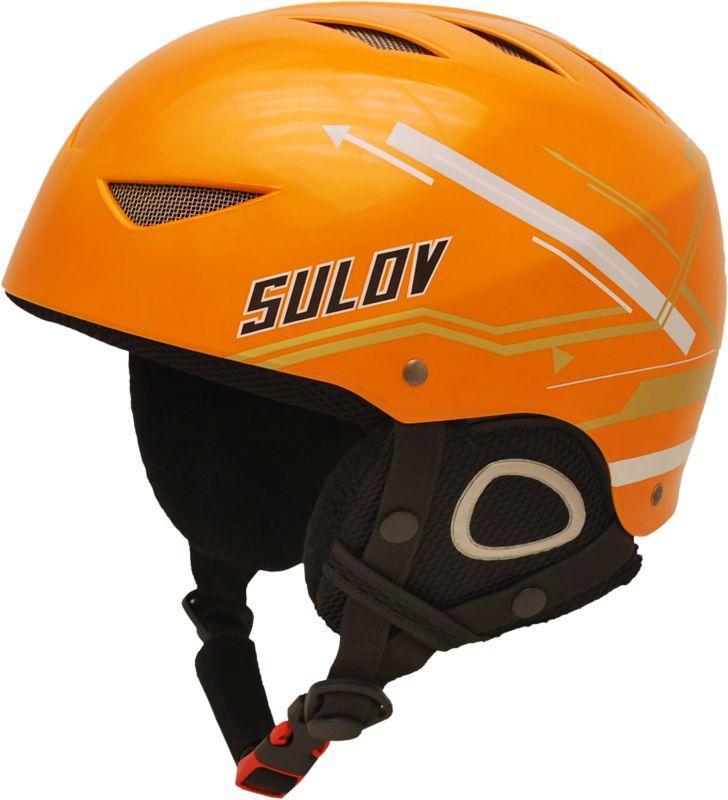 Sulov Air HS 207 oranžová lyžařská helma - L 58-60 cm