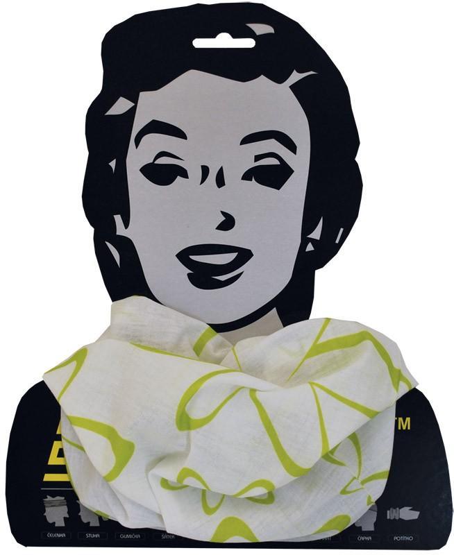 e93f09f20e8 Sulov Sportovní šátek bílo-zelený