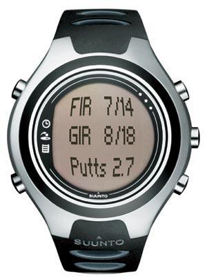 Suunto G3 Metal golfové hodinky
