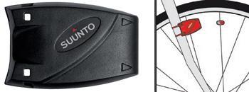 Suunto MTB POD - cyklistické čidlo s příslušenstvím
