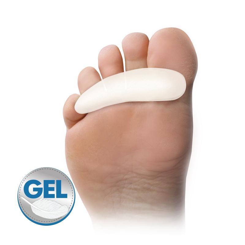 Svorto Gelová podpora prstů - řasa - 41-47 (L levá)
