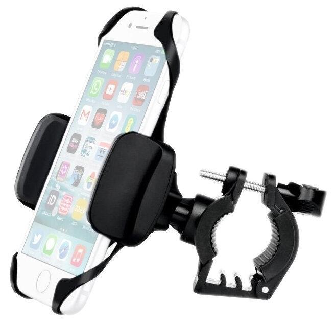 Swissten držák mobilu S-grip na řidítka