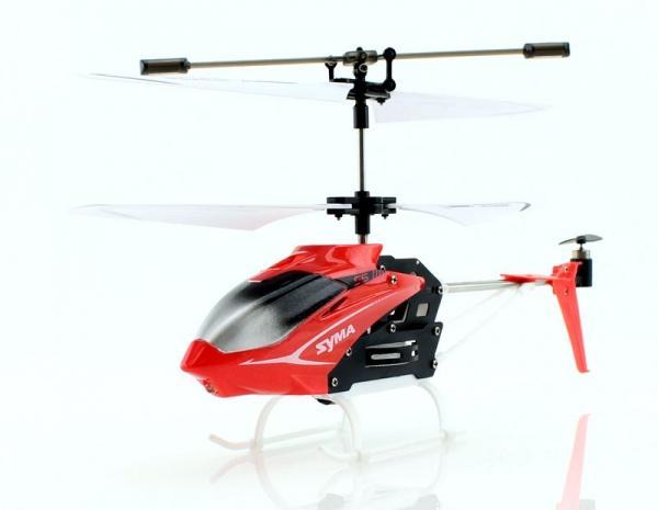 RCobchod SYMA S5 mini vrtulník na dálkové ovládání RTF 1:10
