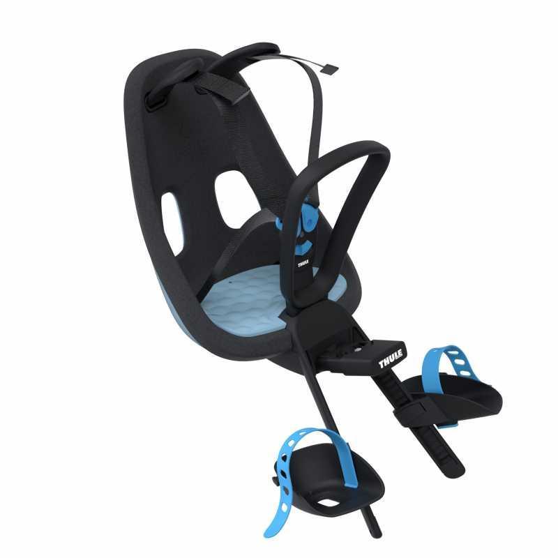 Thule Yepp Nexxt Mini Aquamarine cyklosedačka na řídítkovou tyč