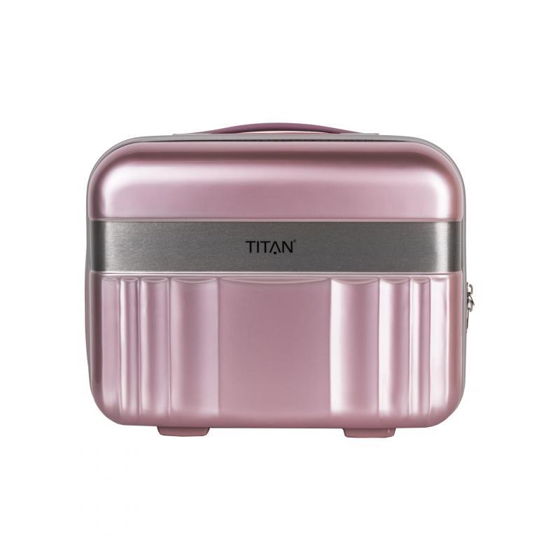 Titan Spotlight Flash Beauty case Wild rose kufr