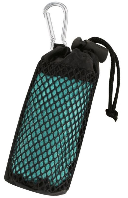 TravelSafe ručník Microfiber Mini Towel turquoise