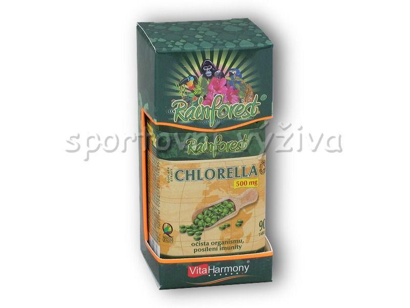 VitaHarmony Chlorella 500mg 90 tablet