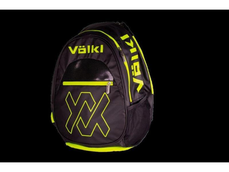 Volkl Team Back Pack black/yellow batoh