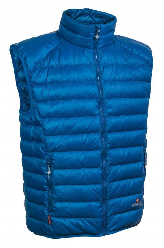 Warmpeace Drake pánská vesta - S chilly