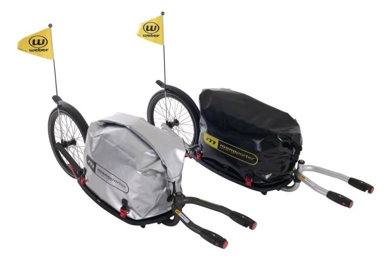 WEBER Monoporter - nákladní vozík - černá