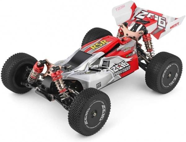 WLToys WL Evolution 1/14 4WD - Červená