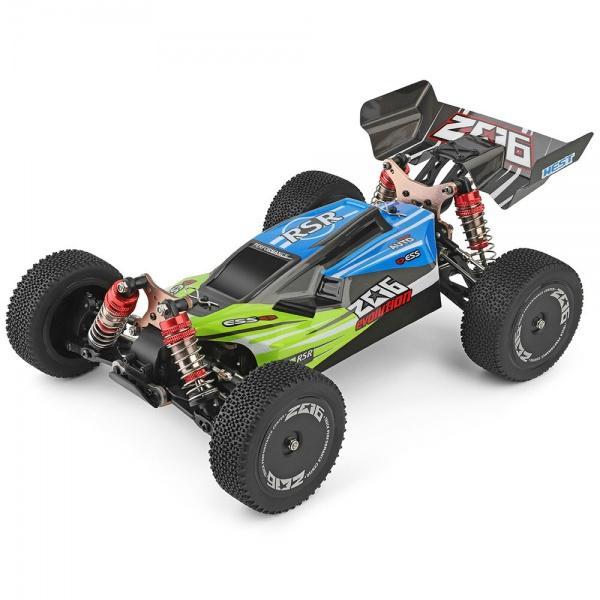 WLToys WL Evolution 1/14 4WD - Modrá