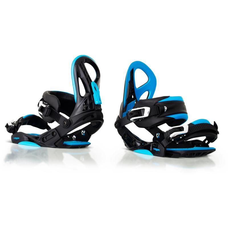 Woox Constrictor snowboardové vázání - S/M EU 37-41