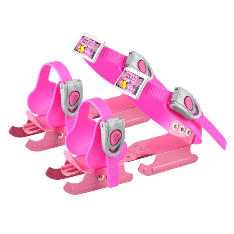 Worker Duckss Pink dětské brusle kačenky
