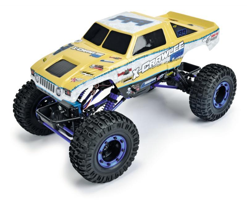 Carson X-CRAWLEE PRO 4WD, 2.4G 100% RTR 1:10