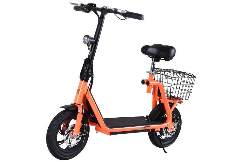 X-scooters XS01 36V Li - 500W Oranžová