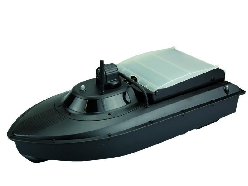 Zavážecí loď 61cm V3 2,4GHz na 2kg krmiva RTR sklápěcí